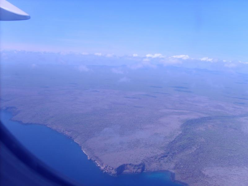 En route vers les Galapagos!