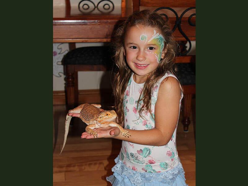 Elsa, 6 ans