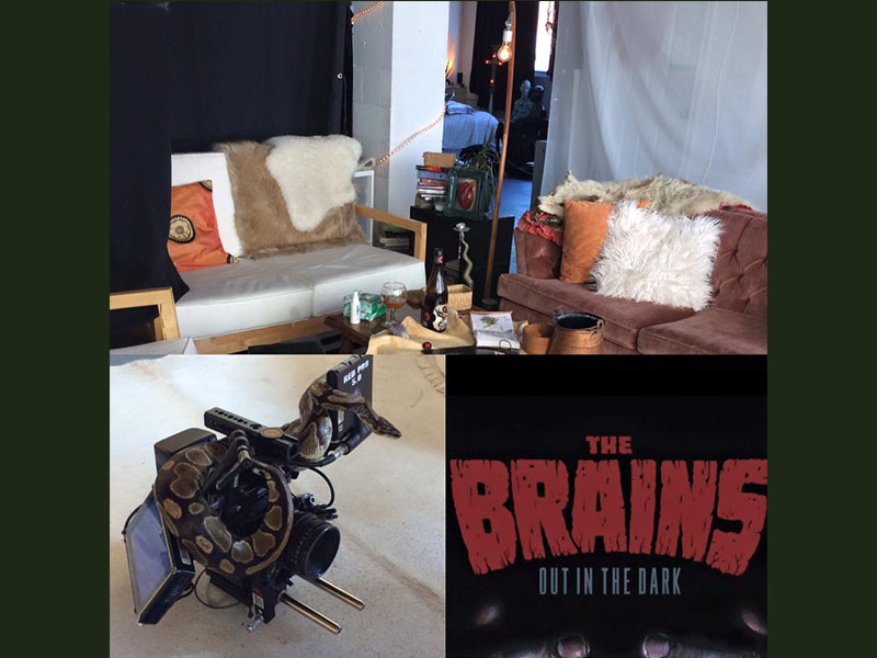 Vidéoclip Bis Film - Groupe The Brains