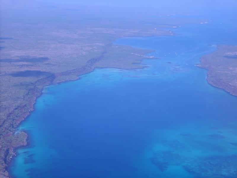 Les îles des Galapagos