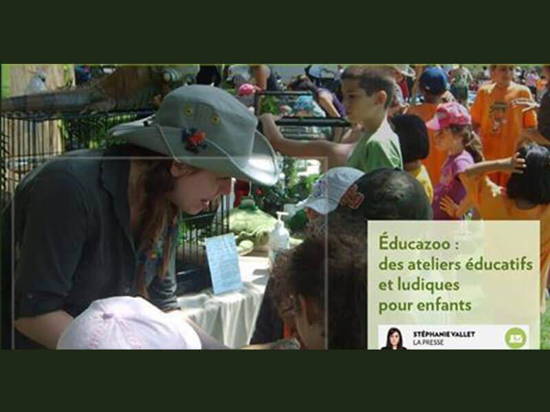 Journal La Presse - Stéphanie Vallet